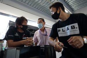 Satoru Nakajima, Takuya Izawa, #64 Modulo NSX-GT