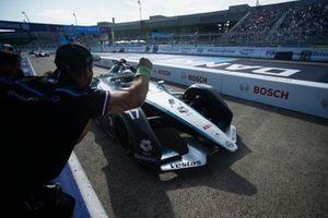 Champion Nyck de Vries, Mercedes-Benz EQ, EQ Silver Arrow 02