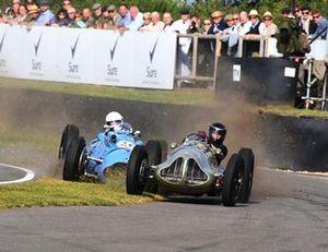 Le trophée Festival of Britain, Duncan Ricketts ERA Klaus Lehr Talbot Lago