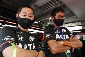 Keiichi Tsuchiya, Aguri Suzuki, #8 ARTA NSX-GT