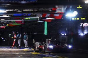 #8 Toyota Gazoo Racing Toyota GR010 - Hybrid Hypercar, Sebastien Buemi, Kazuki Nakajima, Brendon Hartley