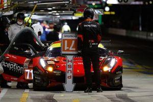 #71 Inception Racing Ferrari 488 GTE EVO LMGTE Am, Brendan Iribe, Ollie Millroy, Ben Barnicoat