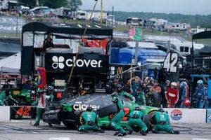 Ross Chastain, Chip Ganassi Racing, Chevrolet Camaro Clover