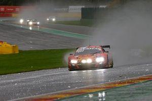 #37 Audi Sport Team WRT Audi R8 LMS GT3: Robin Frijns, Dennis Lind, Nico Müller