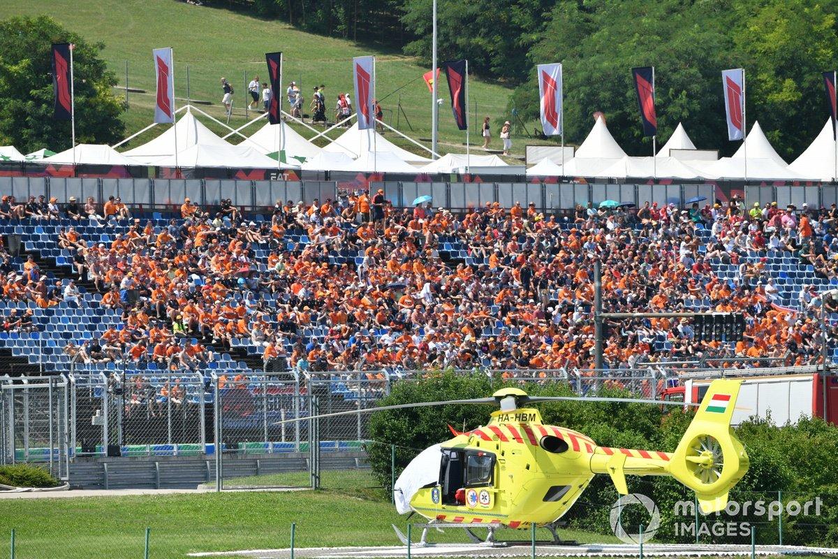 Helicóptero médico Eurocopter EC135 P2