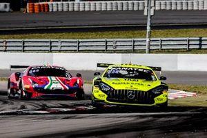#2 GetSpeed Mercedes-AMG GT3: Jim Pla, Olivier Grotz, Florian Scholze