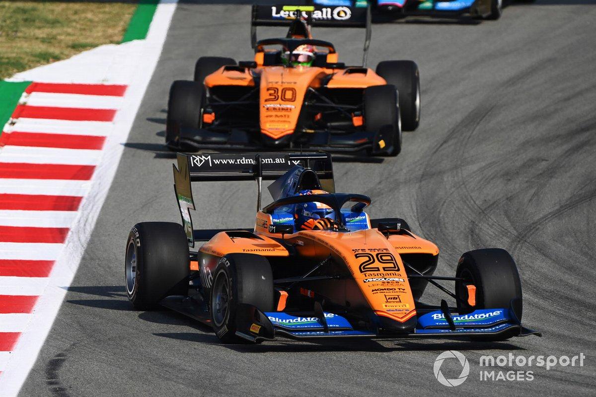 Alexander Peroni, Campos Racing, Alessio Deledda, Campos Racing