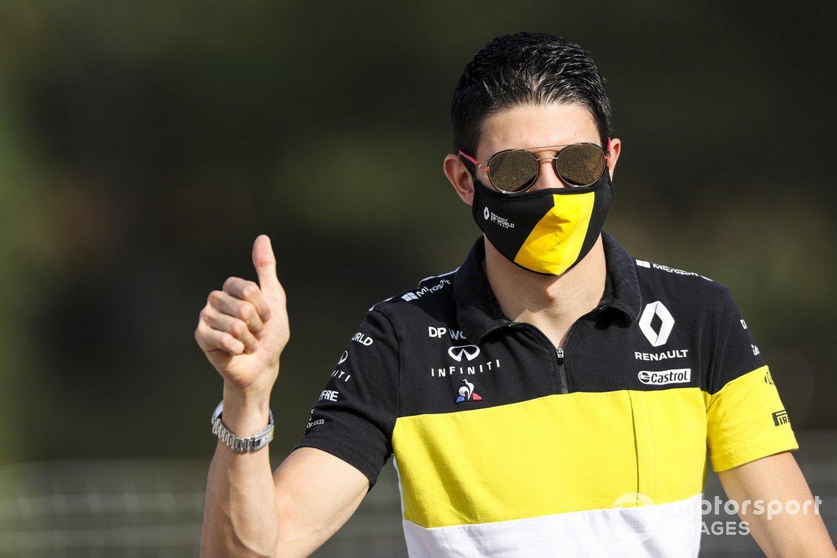 Эстебан Окон, Renault F1, 4 млн евро