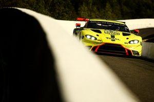 #97 Aston Martin Racing Aston Martin Vantage AMR: Alexander Lynn, Maxime Martin