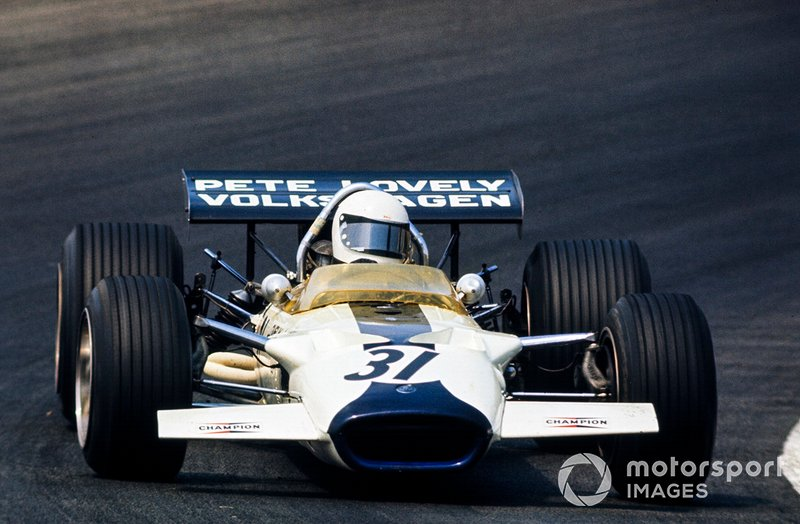 Pete Lovely, Lotus 49B Ford
