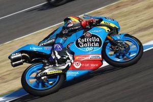 Sergio Garcia, Estrella Galicia 0,0