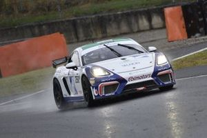 Gnemmi Paolo, De Castro Sabino, Pera Riccardo, Porsche 718 Cayman GT4 #250, EBIMOTORS