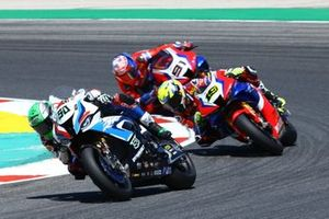Eugene Laverty, BMW Motorrad WorldSBK Team, Alvaro Bautista, Team HRC