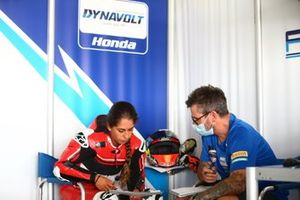 Maria Herrera, Dynavolt Honda