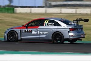 Piero Necchi, Edoardo Necchi, Tecniengines, Audi RS3 LMS TCR DSG