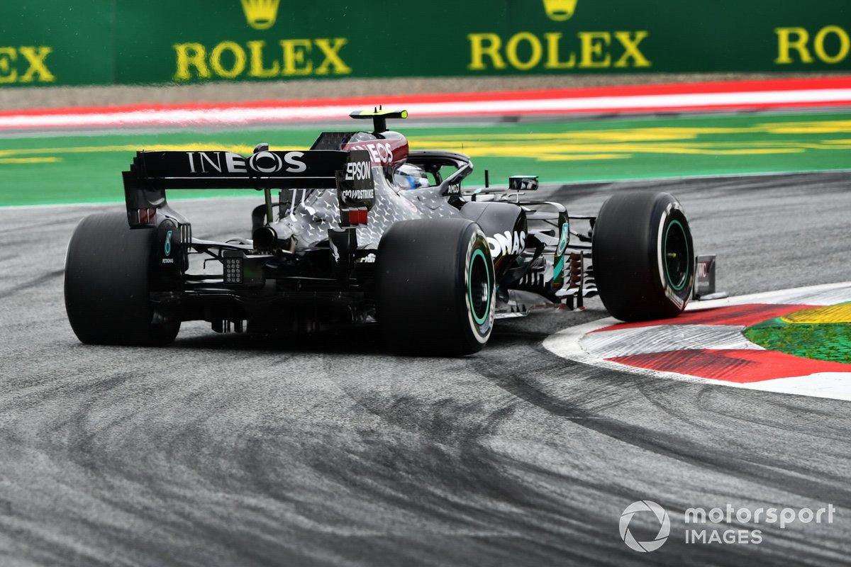 Valtteri Bottas, Mercedes W11