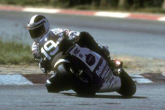 Freddie Spencer, HRC, GP del Sud Africa del 1985, classe 500cc