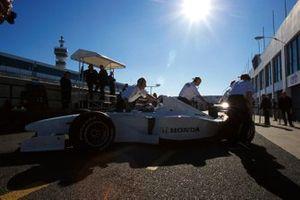 Jos Verstappen, Honda RA099 F1