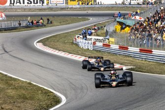 Mario Andretti, Lotus 79, Ronnie Peterson, Lotus 79