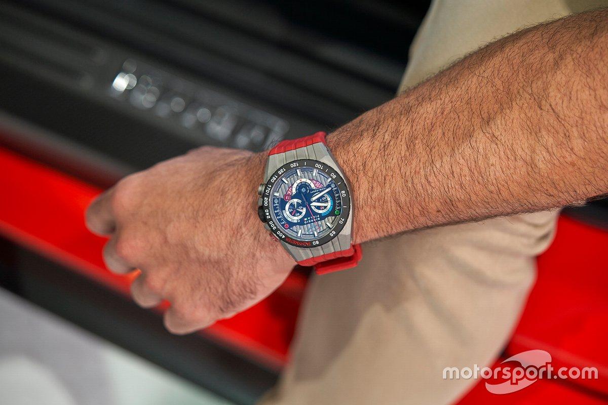 Giorgio Piola Speedtrap watches