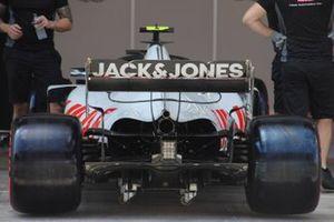 L'arrière de la Haas VF20
