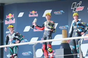 John McPhee, SIC Racing Team, Tetsuki Suzuki, Celestino Vietti Ramus, Sky Racing Team VR46