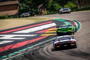 #26 Sainteloc Racing Audi R8 LMS GT3: Michaël Blanchemain, Clément Seyler, Arthur Rougier