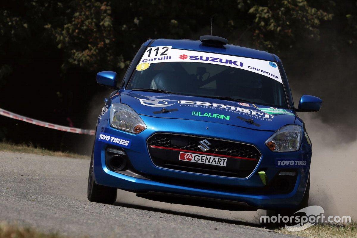 Simone Rivia, Andrea Dresti, Suzuki Swift R1