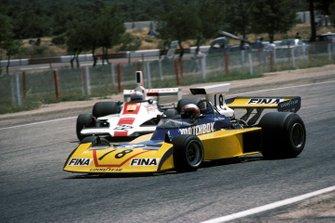 John Watson, Surtees TS16, Alan Jones, Hill GH1