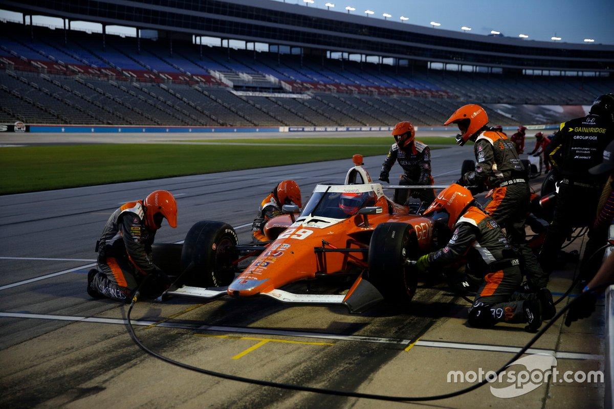 Джеймс Хинчклифф, Andretti Autosport Honda