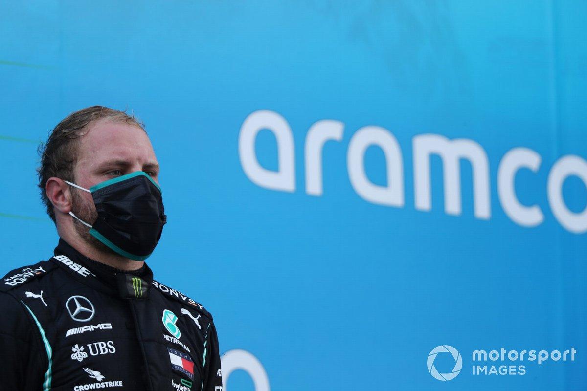 10º Valtteri Bottas: 61 podios