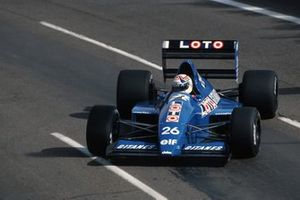 Philippe Alliot, Ligier JS33B Ford