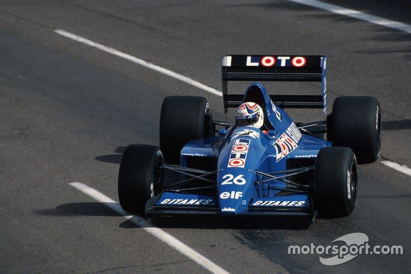 #26: Philippe Alliot (Ligier)