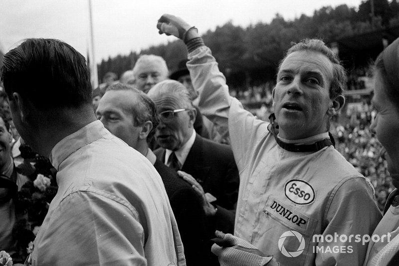 Peter Arundell - Mônaco 1964 (3º)