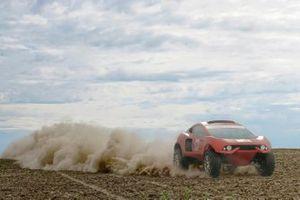 سيارة البحرين اكستريم