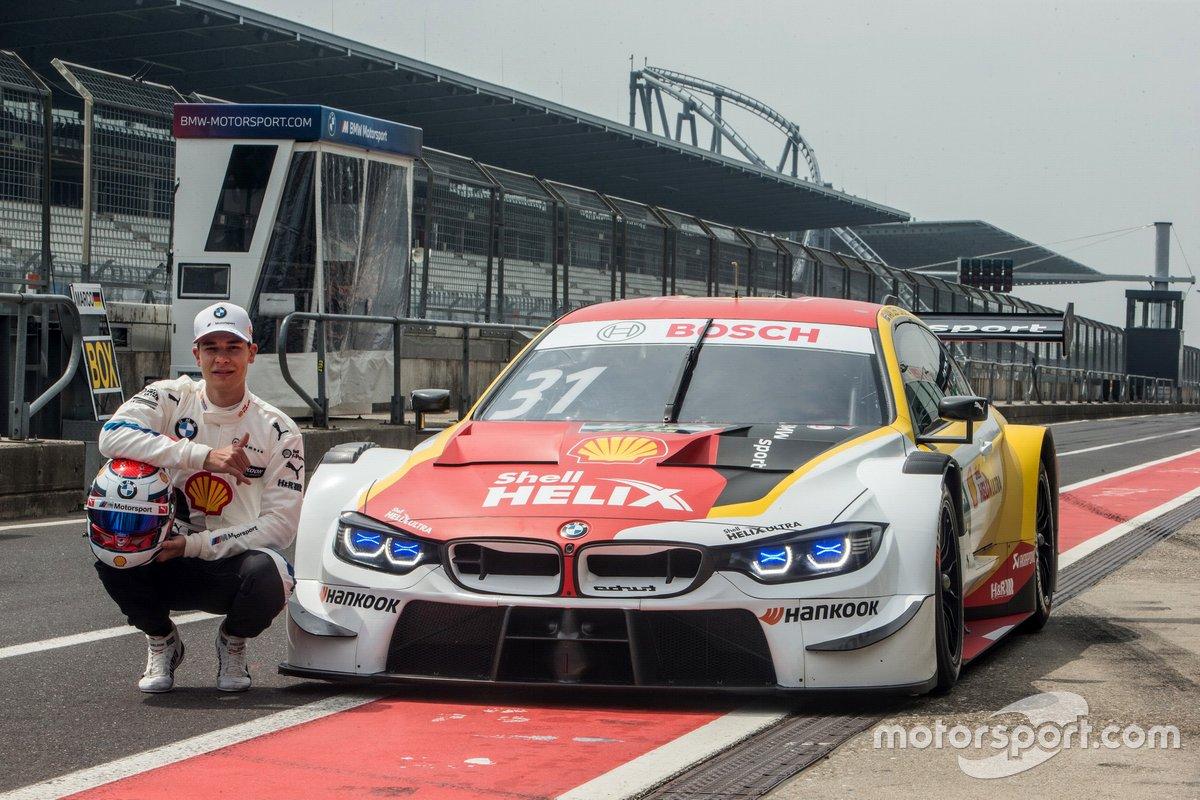 Sheldon van der Linde, BMW Team RBM