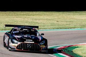#44 SPS Automotive Performance Mercedes-AMG GT3: Christian Hook, Manuel Lauck, Florian Scholze