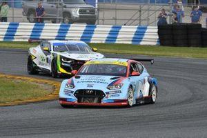 Michael Lewis, Mason Filippi, Bryan Herta Autosport, Hyundai Veloster N TCR