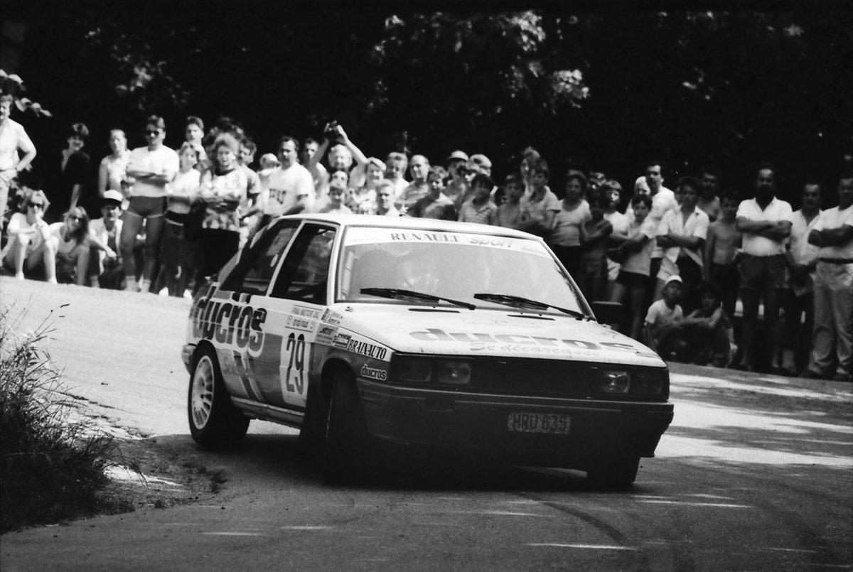 Willi Duvel, Harald Brock, Mazda 323 4WD