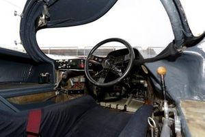 1971 Porsche 917 steering wheel