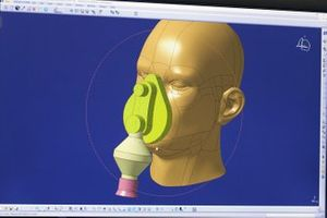 UCL, UCLH and Formula One develop life-saving breathing aids for the NHS