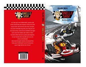 Omslag kinderboek Olav Mol Snelle Sam