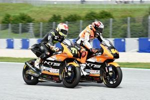 Dominique Aegerter, NTS RW Racing GP, Bo Bendsneyder, RW Racing GP
