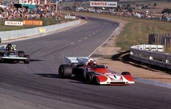 Mario Andretti, Ferrari, Carlos Pace, Williams