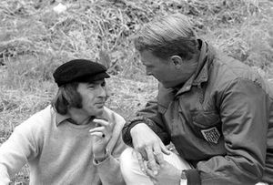 Jackie Stewart, Tyrrell, Dan Gurney, McLaren