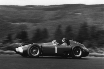 Juan Manuel Fangio, Lancia Ferrari D50