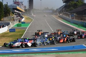 Roman Stanek, Charouz Racing System, Leonardo Pulcini, Carlin Buzz Racing