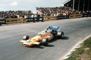 Denny Hulme, McLaren M19A Ford, GP d'Olanda del 1971