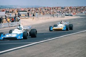 Jean-Pierre Beltoise, Matra MS120B, Chris Amon, Matra MS120B, GP di Francia del 1971