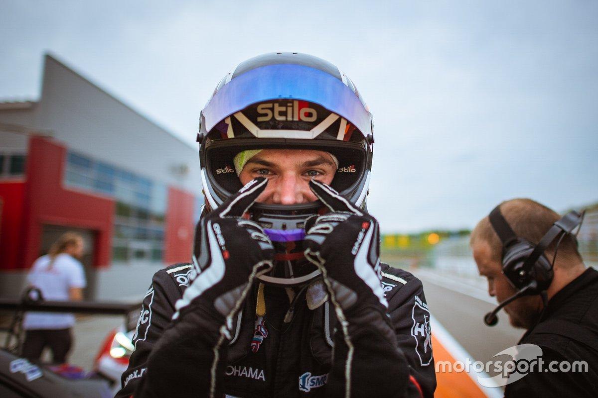 Klim Gavrilov, Carville Racing
